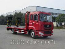 神狐牌HLQ5160TPBHN型平板运输车