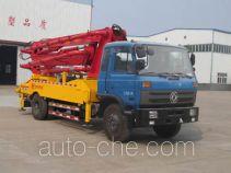 神狐牌HLQ5161THB型混凝土泵车