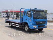 Heli Shenhu HLQ5161TPBN flatbed truck