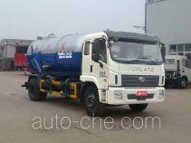 Heli Shenhu HLQ5163GXWB sewage suction truck