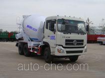 神狐牌HLQ5250GJBD型混凝土搅拌运输车