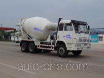 神狐牌HLQ5250GJBS型混凝土搅拌运输车