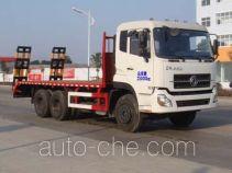 Heli Shenhu HLQ5250TPBD flatbed truck