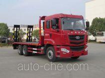 神狐牌HLQ5250TPBHN型平板运输车