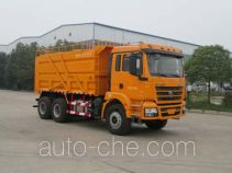 Heli Shenhu HLQ5250TSGSM384 fracturing sand dump truck