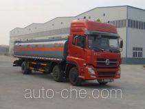 Heli Shenhu HLQ5251GHYD chemical liquid tank truck