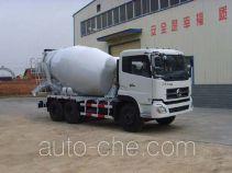 神狐牌HLQ5251GJB型混凝土搅拌运输车