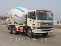 神狐牌HLQ5251GJBB型混凝土搅拌运输车
