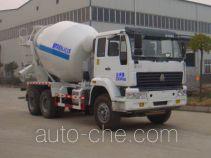 神狐牌HLQ5252GJBZ型混凝土搅拌运输车