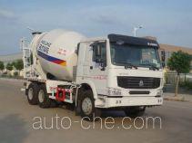 神狐牌HLQ5252GJBZ4型混凝土搅拌运输车