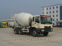 神狐牌HLQ5253GJB型混凝土搅拌运输车