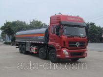 Heli Shenhu oilfield fluids tank truck