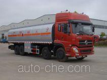 Heli Shenhu HLQ5311GHYD chemical liquid tank truck
