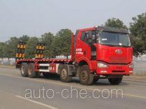 Heli Shenhu HLQ5311TPBC flatbed truck