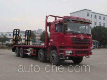 神狐牌HLQ5315TPBSX型平板运输车
