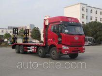神狐牌HLQ5316TPBCA型平板运输车
