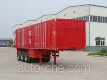 Heli Shenhu HLQ9321XXY box body van trailer