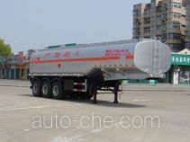 Heli Shenhu HLQ9401GHY chemical liquid tank trailer