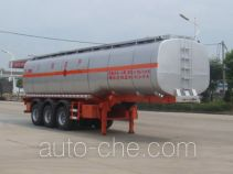 Heli Shenhu HLQ9401GRY flammable liquid tank trailer