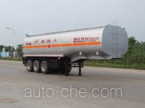 Heli Shenhu HLQ9402GHY chemical liquid tank trailer