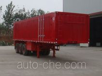 Heli Shenhu HLQ9405XXY box body van trailer