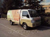 Hualin HLT5022ZLJEV electric dump garbage truck