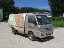 Hualin HLT5023ZLJEV electric dump garbage truck