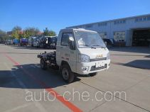Hualin HLT5030ZXXE5 detachable body garbage truck
