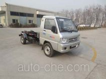 Hualin HLT5030ZXXR detachable body garbage truck