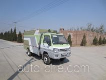 Hualin HLT5031CTYEV electric garbage container transport truck