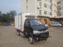 Hualin HLT5031XLCEV electric refrigerated truck
