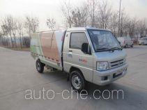 Hualin HLT5031ZLJR dump garbage truck