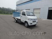 Hualin HLT5034CTYEV electric garbage container transport truck
