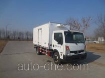 Hualin HLT5040XLC refrigerated truck