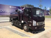 Hualin HLT5070GXEEV electric suction truck