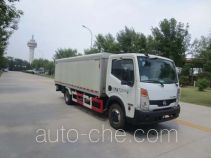 Hualin HLT5070XTY sealed garbage container truck