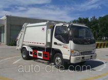 Hualin HLT5071ZYSJ garbage compactor truck