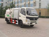 Hualin HLT5071ZZZEV electric self-loading garbage truck