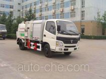 Hualin HLT5072ZZZEV electric self-loading garbage truck