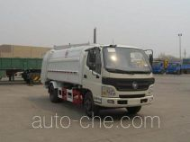 Hualin HLT5076ZYSEV electric garbage compactor truck