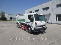 Hualin HLT5077ZYS garbage compactor truck