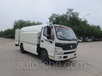Hualin HLT5080TWJ sewage suction truck with solid and wet waste separation