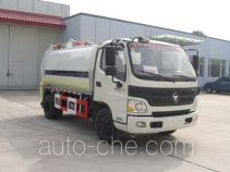 Hualin HLT5082ZZZ self-loading garbage truck