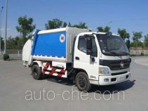Hualin HLT5084ZYS garbage compactor truck