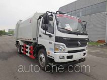 Hualin HLT5120ZYSE6 garbage compactor truck
