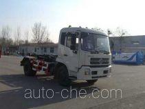 Hualin HLT5121ZXX detachable body garbage truck