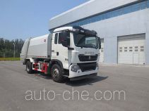 Hualin HLT5122ZYSE52 garbage compactor truck