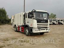 Hualin HLT5152ZYS garbage compactor truck