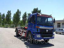 Hualin HLT5162ZXX detachable body garbage truck