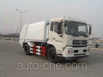 Hualin HLT5162ZYSD garbage compactor truck